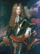 James II of England  VII of Scotland (1633-1701). Reigned 1685-1688. Anonymous portrait.