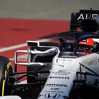 19.02.2020, Circuit de Catalunya, Barcelona, Formel 1 Testfahrten 2020 in Barcelona<br /> , im Bild<br />Daniil Kvyat (RUS#26), AlphaTauri<br /> <br /> Foto © nordphoto / Bratic