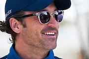 Patrick Dempsey, Petit Le Mans. Oct 18-20, 2012. © Jamey Price