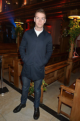 LONDON, ENGLAND 29 NOVEMBER 2016: Will Poulter at the Fayre of St James's hosted by Quintessentially Foundation and the Crown Estate in aid of Cheryl's Trust in support of The Prince's Trust held at St.James's Church, Piccadilly, London, England. 29 November 2016.