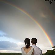 Jen + Brooks Got Married!
