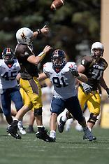 20070901 - Virginia at Wyoming (NCAA Football)