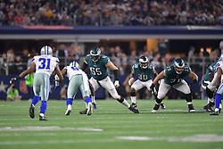 The Philadelphia Eagles beat the Dallas Cowboys 37-9 at AT&T Stadium on November 19, 2017 in Irving, Texas.  (Photo by Drew Hallowell/Philadelphia Eagles)