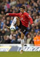 Fotball<br /> Premier League England<br /> 2004/2005<br /> 16.10.2004<br /> Foto: SBI/Digitalsport<br /> NORWAY ONLY<br /> <br /> Birmingham City v Manchester United<br /> <br /> Manchester United's Christiano Ronaldo