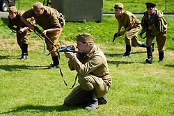 Fort Paull Bankholiday Weekend<br /> <br />    07 May 2018 <br />   Copyright Paul David Drabble<br />   www.pauldaviddrabble.co.uk