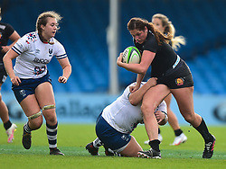 - Mandatory by-line: Alex James/JMP - 17/10/2020 - RUGBY - Sandy Park - Exeter, England - Exeter Chiefs Women v Bristol Bears Women - Allianz Premier 15s