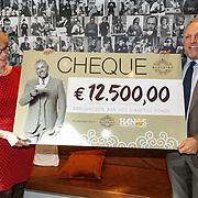 20150901 Gordon cheque Diabtesfonds
