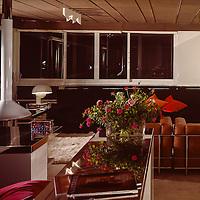 Architect Claudio Dini, 1970