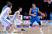 DESCRIZIONE : Lille Eurobasket 2015 Qualificazioni 5-8 posto Qualification 5-8 Game Italia Repubblica Ceca Italy Czech Republic<br /> GIOCATORE : Andrea Cinciarini<br /> CATEGORIA : palleggio<br /> SQUADRA : Italia Italy<br /> EVENTO : Eurobasket 2015 <br /> GARA : Italia Repubblica Ceca Italy Czech Republic<br /> DATA : 17/09/2015 <br /> SPORT : Pallacanestro <br /> AUTORE : Agenzia Ciamillo-Castoria/Max.Ceretti<br /> Galleria : Eurobasket 2015 <br /> Fotonotizia : Qualificazioni 5-8 posto Qualification 5-8 Game Italia Repubblica Ceca Italy Czech Republic