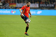 Daniel Carvajal (Spain) during the International Friendly Game football match between Germany and Spain on march 23, 2018 at Esprit-Arena in Dusseldorf, Germany - Photo Laurent Lairys / ProSportsImages / DPPI