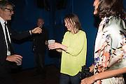JAY JOPLING; SARAH LUCAS; Hikari Yokohama Hikari Yokohama , Sarah Lucas- Scream Daddio party hosted by Sadie Coles HQ and Gladstone Gallery at Palazzo Zeno. Venice. 6 May 2015.