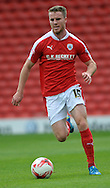 Marley Watkins of Barnsley during the pre season friendly match at Oakwell, Barnsley<br /> Picture by Graham Crowther/Focus Images Ltd +44 7763 140036<br /> 01/08/2015