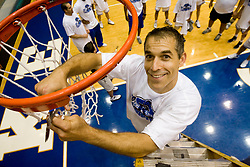 Coach K Academy game action in Cameron Indoor Stadium on championship Sunday June 8 2008.