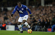 Romelu Lukaku of Everton during the Premier League match at Goodison Park, Liverpool. Picture date: December 4th, 2016.Photo credit should read: Lynne Cameron/Sportimage