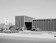 9969-510520-05. POVA Visitors Information Center, later McCalls and now the Rose Festival headquarters on Waterfront Park. May 20, 1951