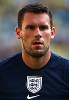 Football Fifa Brazil 2014 World Cup Matchs-Friendly / <br /> Brazil vs England 2-2  ( Jornalista Mario Filho - Maracana Stadium-Rio de Janeiro, Brazil )<br /> Ben Foster of England , Prior the Friendly match between Brazil and England