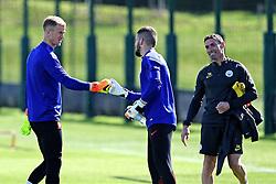 Joe Hart of Manchester City  - Mandatory by-line: Matt McNulty/JMP - 23/08/2016 - FOOTBALL - Manchester City - Training session ahead of Champions League qualifier against Steaua Bucharest