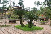 Vietnam, Hue, Thien Mu Pagoda
