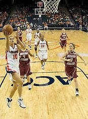 20070114 - University of Virginia vs. Boston College (Women's NCAA Basketball)