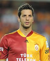 Hakan Balta of Galatasaray