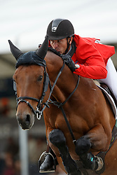 Guerdat Steve, (SUI), Concetto Son<br /> Furusiyya FEI Nations Cup™ presented by Longines<br /> CHIO Rotterdam 2015<br /> © Hippo Foto - Dirk Caremans<br /> 19/06/15