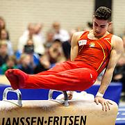 NLD/Nijverdal/20160305 - Turninterland Nederland - Spanje, Alberto Tallon