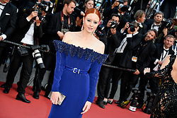 Barbara Meier attending the 'The Meyerowitz Stories (New and Selected)' premiere during the 70th Cannes Film Festival on May 21, 2017 in Cannes, France. Photo by Julien Zannoni/APS-Medias/ABACAPRESS.COM