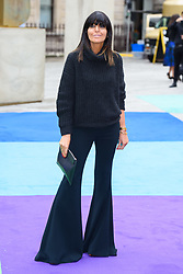 Claudia Wiinkleman arriving for Royal Academy of Arts Summer Exhibition Preview Party 2019 held at Burlington House, London. Picture date: Tuesday June 4, 2019. Photo credit should read: Matt Crossick/Empics. EDITORIAL USE ONLY.