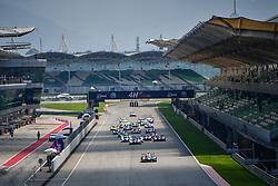 February 24, 2019 - Sepang, Malaisie - 8 SPIRIT OF RACE (SUI) LIGIER JS P2 NISSAN LMP2 ALEXANDER WEST (GBR) COME LEDOGAR (FRA) PIPO DERANI  (Credit Image: © Panoramic via ZUMA Press)