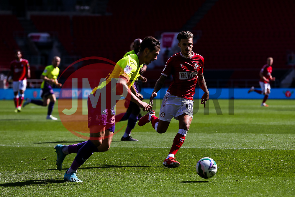 Jamie Paterson of Bristol City - Rogan/JMP - 05/09/2020 - Ashton Gate Stadium - Bristol, England - Bristol City v Exeter City - Carabao Cup First Round.