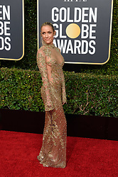 Kristin Cavallari attends the 76th Annual Golden Globe Awards at the Beverly Hilton in Beverly Hills, CA on Sunday, January 6, 2019.