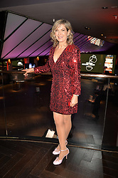 Penny Smith at the Costa Book of The Year Awards held at Quaglino's, 16 Bury Street, London England. 31 January 2017.