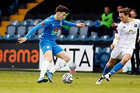 Tom Walker. Stockport County FC 4-0 King's Lynn Town FC. Vanarama National League. Edgeley Park. 13.4.21