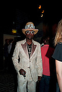 Prada Congo Benefit party. Double Club. Torrens Place. Angel. London. 2 July 2009.