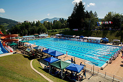 Slovenian Swimming National Championship 2014, on August 2, 2014 in Ravne na Koroskem, Slovenia. Photo by Vid Ponikvar / Sportida.com