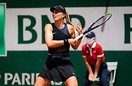 Paula Badosa of Spain during the Roland-Garros 2021, Grand Slam tennis tournament on June 6, 2021 at Roland-Garros stadium in Paris, France - Photo Rob Prange / Spain ProSportsImages / DPPI / ProSportsImages / DPPI