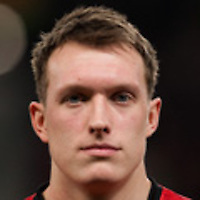 Football - 2012 / 2013 Champions League - Group H: Manchester United vs. CFR Cluj<br /> Phil Jones of Manchester United at Old Trafford