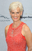 Judy Murray, WTA Pre-Wimbledon Party, Kensington Roof Gardens, London UK, 23 June 2016, Photo by Richard Goldschmidt