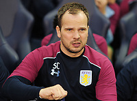 Football - 2016 / 2017 FA Cup - Third Round: Aston Villa vs. Tottenham Hotspur<br /> <br /> Stephen Clemence , Aston Villa first team coach at White Hart Lane.<br /> <br /> COLORSPORT/ANDREW COWIE
