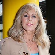 NLD/Hilversum/20120511 - Uitzwaaien Joan Franka voor deelname Eurovisie Songfestival, Marga Bult