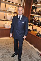 LEONARDO FERRAGAMO at the Salvatore Ferragamo Old Bond Street Boutique Store Launch on 5th December 2012.