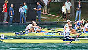 Bled, SLOVENIA.  Women's Eights Final.   Bronze Medalist. GBR W8+ Bow [left] Alison KNOWLES and Jo COOK, celebrate. 11 FISA World Rowing Championships, Lake Bled. Friday  02/09/2011  [Mandatory Credit; Peter Spurrier/ Intersport Images]