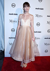 """Sydelle Noel at 2018 Marie Claire """"Image Makers Awards"""" held at the Delilah LA on January 11, 2018 in West Hollywood, CA. Janet Gough/AFF-USA.com. 11 Jan 2018 Pictured: Michelle Monaghan. Photo credit: MEGA TheMegaAgency.com +1 888 505 6342"""