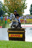 Clarke JOHNSTONE (NZL) riding Balmoral Sensation during the World Equestrian Festival, CHIO of Aachen 2018, on July 13th to 22th, 2018 at Aachen - Aix la Chapelle, Germany - Photo Christophe Bricot / ProSportsImages / DPPI