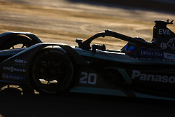 October 17, 2018 - Valencia, Spain - 20 EVANS Mitch (nz), Panasonic Jaguar Racing Team during the Formula E official pre-season test at Circuit Ricardo Tormo in Valencia on October 16, 17, 18 and 19, 2018. (Credit Image: © Xavier Bonilla/NurPhoto via ZUMA Press)