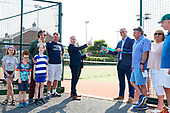 Navan Tennis Club Official Opening of Re-Surfaced Courts