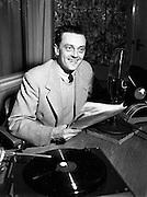 13/10/1952<br /> 10/13/1952<br /> 13 October 1952<br /> <br /> Mr P.G. O'Reilly Radio Eireann Chief Announcer