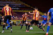 Bradford City v Harrogate Town 121020