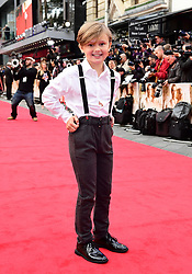 Will Tilston attending the world premiere of Goodbye Christopher Robin at the Odeon in Leicester Square, London. See PA story SHOWBIZ Goodbye. Picture Date: Wednesday 20 September. Photo credit should read: Ian West/PA Wire