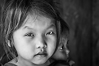 Images of some of the many kids we met on the road while in Ha Giang province,Vietnam